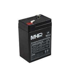 Pb akumulátor MHPower VRLA AGM 6V/4Ah (MS4-6)