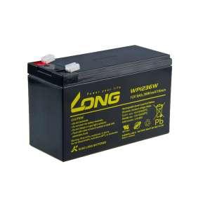 Baterie Long  WP1236W (12V/9Ah - Faston 250, HighRate)