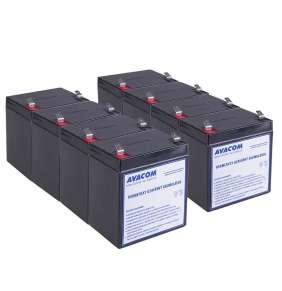 AVACOM náhrada za RBC43 - bateriový kit pro renovaci RBC43 (8ks baterií)