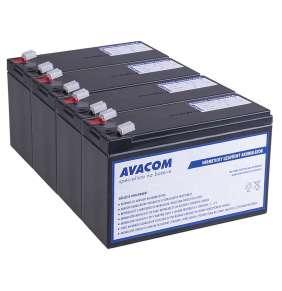 AVACOM náhrada za RBC116 - bateriový kit pro renovaci RBC116 (4ks baterií)