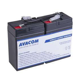 AVACOM náhrada za RBC1 - baterie pro UPS