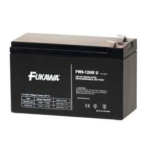 Akumulátor FUKAWA FW 9-12 HRU (12V 9Ah)