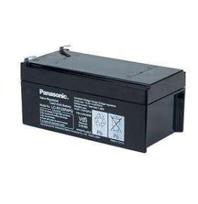 PANASONIC olověná baterie LC-R123R4PG do APC/ AEG/ Eaton/ Powerware/ 12V/ 3,4Ah/ životnost 6-9 let/ Faston F1-4,7mm