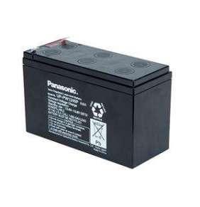 PANASONIC olověná baterie UP-VW1245P1 do UPS AEG/APC/EATON/ 12V/ 9Ah/ životnost 6-9let/ Faston F2-6,3mm