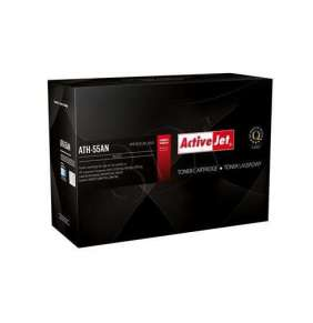 ActiveJet Toner HP CE255A (Canon CRG724)  (ATH-55AN) 6000str.