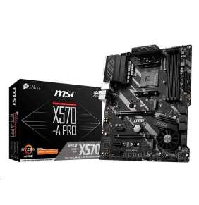 MSI X570-A PRO, AM4, X570, DDR4, HDMI