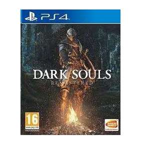 PS4 hra Dark Souls Remastered