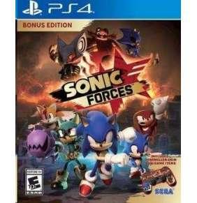 PS4 hra Sonic Forces Bonus Edition