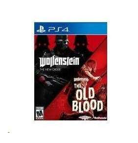 PS4 hra Wolfenstein The New Order And The Old Blood