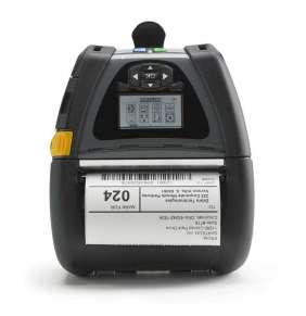 Zebra QLn420 DT - CPCL, ZPL, XML, 802.11n, Mfi + Ethernet, 128M RAM 256M Flash