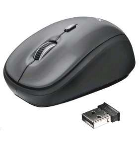 TRUST Myš Yvi Wireless Mini Mouse USB, bezdrátová