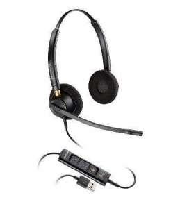 Plantronics ENCOREPRO HW525 USB, náhlavná súprava  na obe uši so sponou