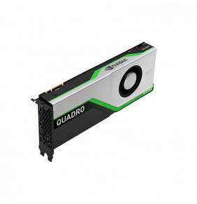 PNY Quadro RTX5000 / 16GB GDDR6 / PCI-E / 4x DP / 1x VirtualLink