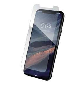 THOR ochranné sklo CF Double Strenght pre iPhone XS Max/ 11 Pro Max