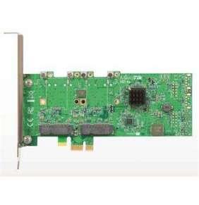 Mikrotik RB14e 4 slot miniPCI-e to PCI-e adapter