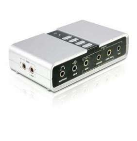DeLock USB 2.0 Soundbox 7.1