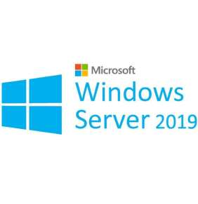 DELL Server 2019 Standard DOEM ENG, 0 CAL, max 16 core, 2VMs