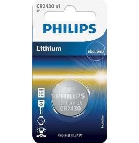 Philips baterie CR2430 - 1ks