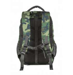 "TRUST Batoh na notebook GXT 1255 Outlaw 15.6"" Gaming Backpack - camo"