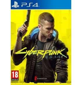 PS4 - Cyberpunk 2077