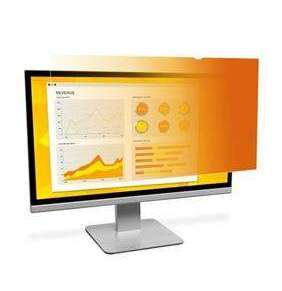 "3M GOLD privacy filter ( pre 23.8"" W SCREEN 16:9 ), 296,9 x 527,1mm, diagonala :604,5"