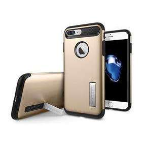 Spigen Slim Armor for iPhone 7 Plus champagne gold