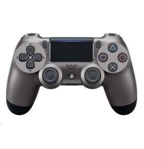 SONY PS4 Dualshock verze II - metalicky černý