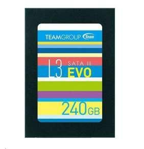 """Team SSD 2.5"""" 240GB, L3 EVO"""