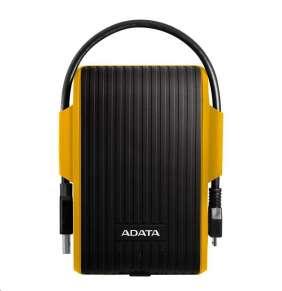 """ADATA Externí HDD 1TB 2,5"""" USB 3.1 DashDrive™ Durable HD725, žlutý (yellow)"""