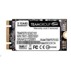 Team SSD M.2 512GB, MS30 2242 (R:550, W:470 MB/s)