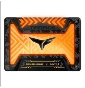 "T-FORCE SSD 2.5"" 1TB Delta S TUF Gaming RGB (12V), 3D NAND"