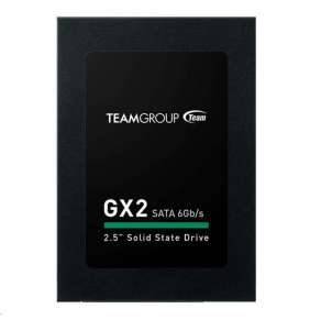 "Team SSD 2.5"" 512GB GX2 (R:530, W:430 MB/s), black"