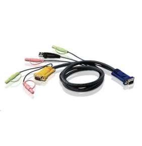ATEN KVM sdružený kabel k CS-1732,1734,1754,1758 USB, 2m