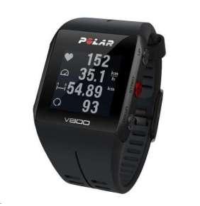 POLAR V800 černý (bez hrudního snímače TF) - snímač pro běh a multisport