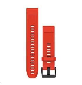 GARMIN řemínek pro fenix5/Quatix5/Forerunner 935 - QuickFit 22, červený