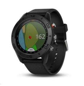 GARMIN chytré golfové GPS hodinky Approach S60 Black