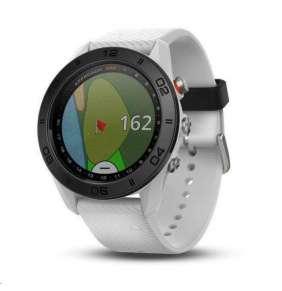 GARMIN chytré golfové GPS hodinky Approach S60 White