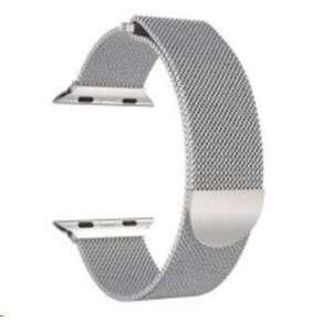 eses milánský tah 38mm stříbrný pro apple watch