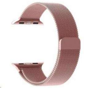 eses milánský tah 38mm růžový pro apple watch