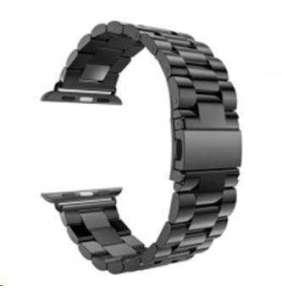 eses kovový řemínek 42mm černý pro apple watch