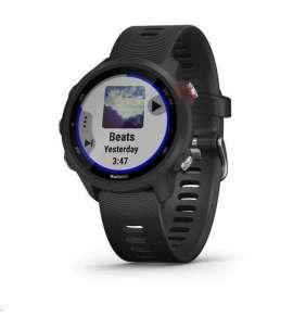 GARMIN běžecké GPS hodinky Forerunner 245 Music Optic Black