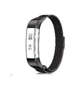 eses milánský tah černý pro Fitbit Alta HR