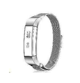 eses milánský tah stříbrný pro Fitbit Alta HR