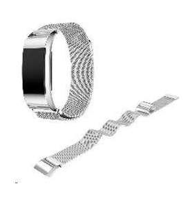 eses milánský tah stříbrný pro Fitbit Charge 2