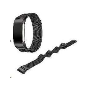 eses milánský tah černý pro Fitbit Charge 2