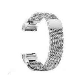 eses milánský tah stříbrný pro Fitbit Charge 3