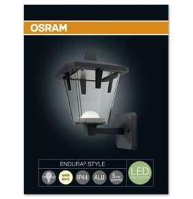 OSRAM LED svítidlo  ENDURA STYLE Lantern Classic Up 10W BK