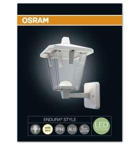 OSRAM LED svítidlo  ENDURA STYLE Lantern Classic Up 10W WT