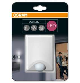 OSRAM LED Svítidlo mobilní   DoorLED UpDown White SENSOR 230V N/AW  0 noDIM A+ Plast 40lm 4000K 25000h (blistr 1ks)