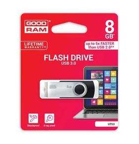 GOODRAM Flash Disk UTS3 8GB USB 3.0 černá